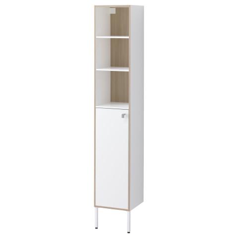 Шкаф высокий ТИНГЕН белый артикуль № 802.987.18 в наличии. Online магазин IKEA Минск. Недорогая доставка и соборка.