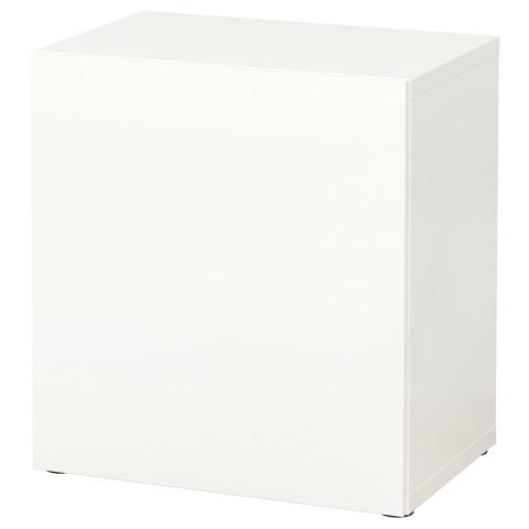 Стеллаж с дверью БЕСТО белый артикуль № 590.469.25 в наличии. Онлайн магазин IKEA РБ. Быстрая доставка и установка.