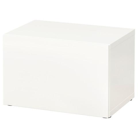 Стеллаж с дверью БЕСТО белый артикуль № 990.467.92 в наличии. Онлайн магазин IKEA Минск. Недорогая доставка и соборка.