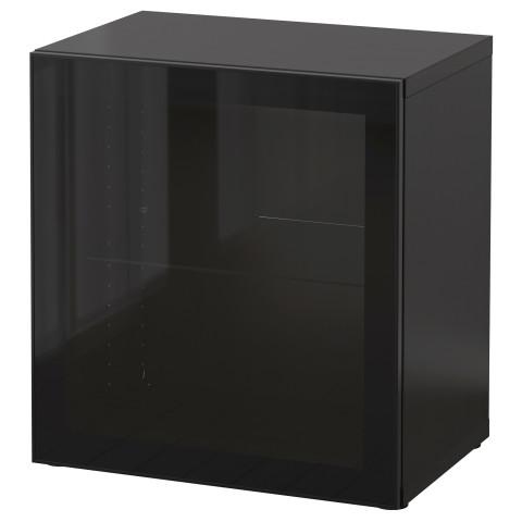 Стеллаж со стеклянной дверью БЕСТО артикуль № 090.477.53 в наличии. Интернет каталог IKEA Беларусь. Недорогая доставка и монтаж.