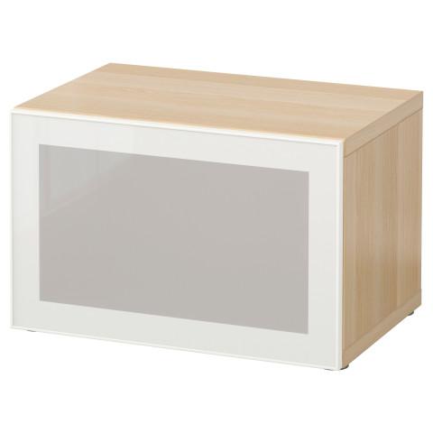 Стеллаж со стеклянной дверью БЕСТО артикуль № 190.478.56 в наличии. Онлайн сайт IKEA Республика Беларусь. Быстрая доставка и монтаж.