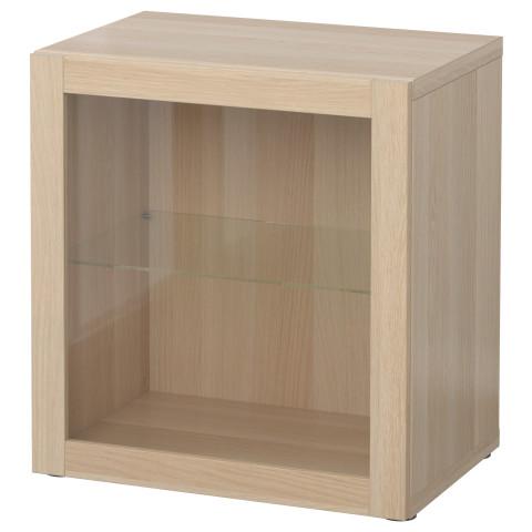 Стеллаж со стеклянной дверью БЕСТО артикуль № 290.476.53 в наличии. Онлайн сайт IKEA Беларусь. Недорогая доставка и соборка.