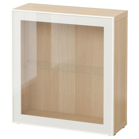 Стеллаж со стеклянной дверью БЕСТО артикуль № 690.477.88 в наличии. Онлайн каталог IKEA Беларусь. Быстрая доставка и монтаж.