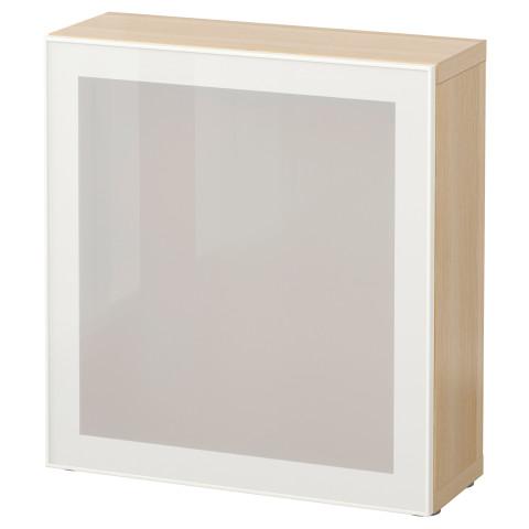 Стеллаж со стеклянной дверью БЕСТО артикуль № 690.478.49 в наличии. Интернет сайт IKEA Минск. Быстрая доставка и соборка.