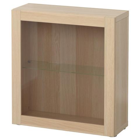 Стеллаж со стеклянной дверью БЕСТО артикуль № 990.469.47 в наличии. Онлайн сайт IKEA РБ. Быстрая доставка и монтаж.