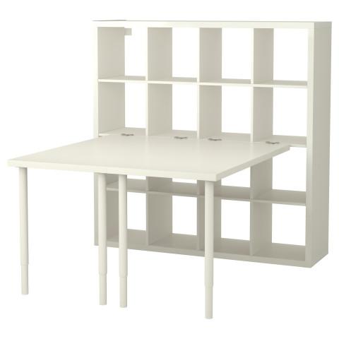 Стол, комбинация КАЛЛАКС белый артикуль № 091.230.87 в наличии. Интернет магазин IKEA Беларусь. Недорогая доставка и монтаж.