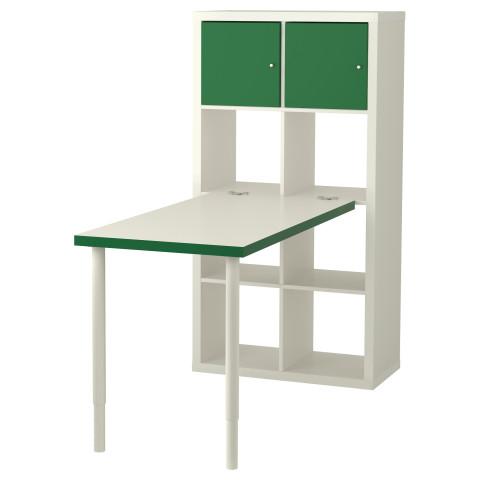 Стол, комбинация КАЛЛАКС белый артикуль № 891.230.50 в наличии. Онлайн магазин IKEA Республика Беларусь. Недорогая доставка и монтаж.