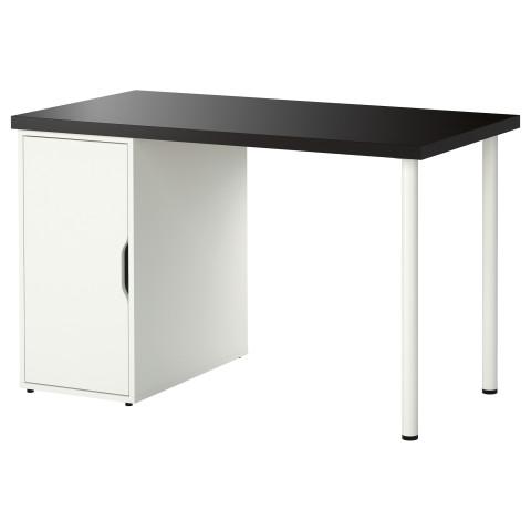 Стол ЛИННМОН / АЛЕКС белый артикуль № 099.326.91 в наличии. Онлайн магазин IKEA Беларусь. Недорогая доставка и монтаж.
