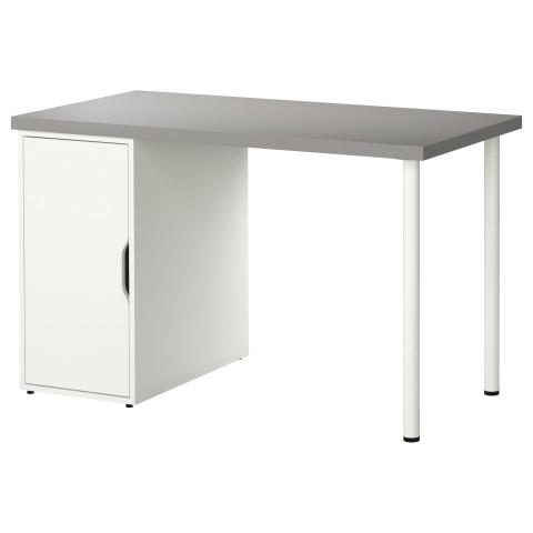 Стол ЛИННМОН / АЛЕКС белый артикуль № 299.326.90 в наличии. Онлайн магазин IKEA Беларусь. Быстрая доставка и установка.