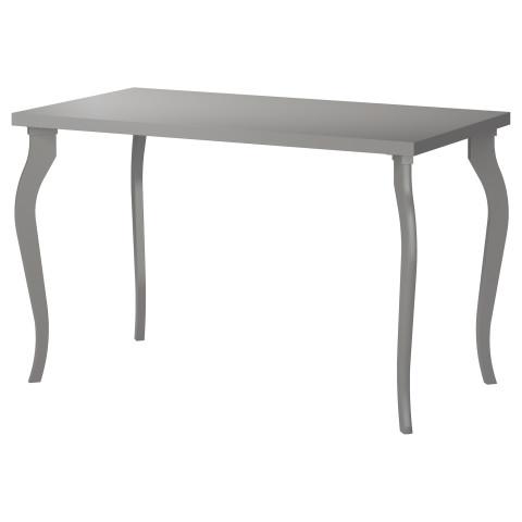 Стол ЛИННМОН / ЛАЛЛЕ серый артикуль № 799.309.57 в наличии. Online сайт IKEA РБ. Недорогая доставка и установка.