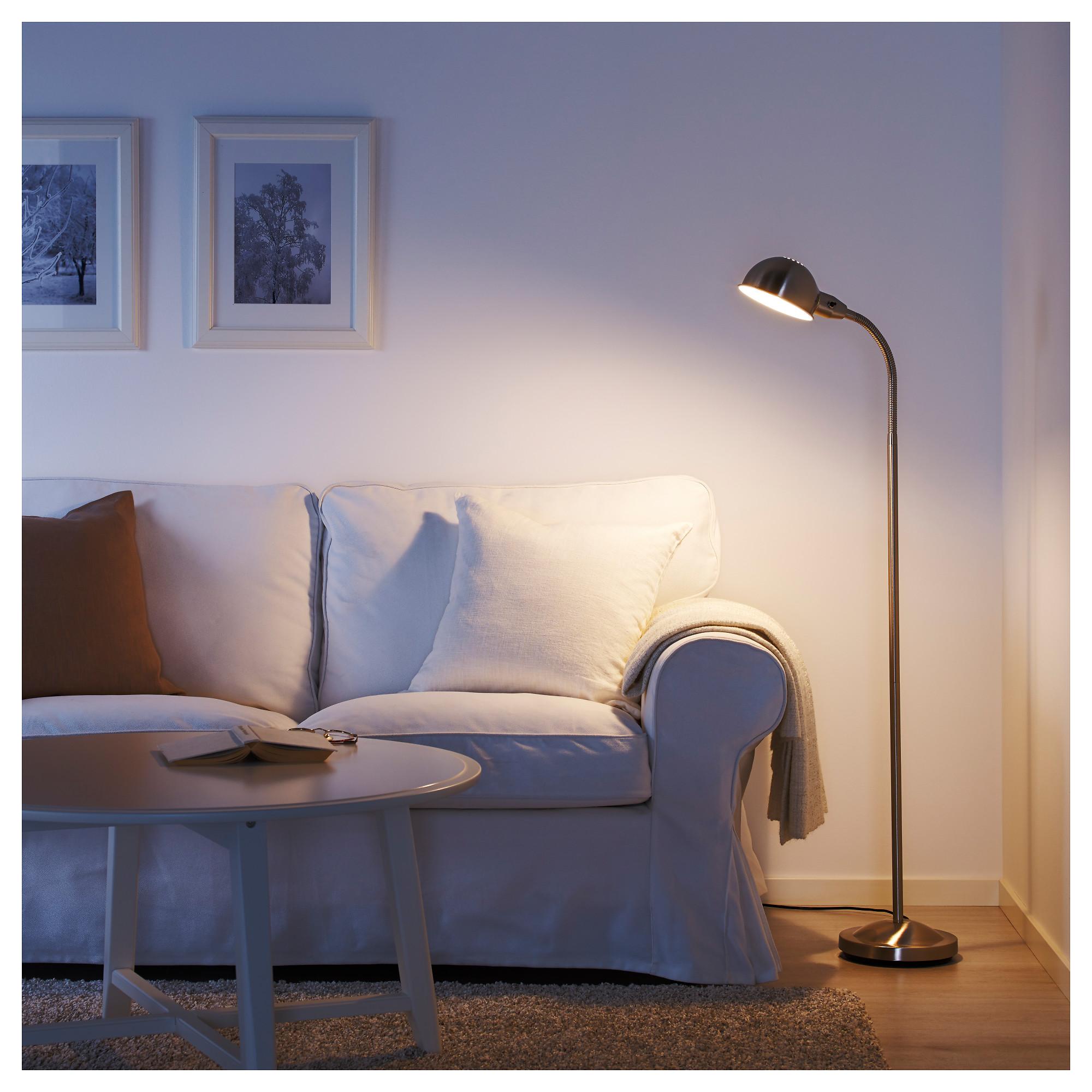 ikea leselampe standleuchte hektar von ikea samtid gulv leselampe ikea nyfors gulv leselampe. Black Bedroom Furniture Sets. Home Design Ideas