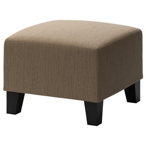 Табурет для ног ЭКЕНЭС светло-коричневый артикуль № 802.766.79 в наличии. Онлайн сайт IKEA Минск. Быстрая доставка и установка.
