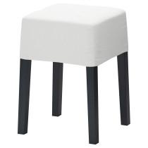 Табурет НИЛЬС белый артикуль № 098.503.84 в наличии. Online каталог IKEA РБ. Недорогая доставка и соборка.