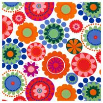 Ткань ФРЕДРИКА разноцветный артикуль № 101.855.26 в наличии. Интернет магазин ИКЕА Беларусь. Быстрая доставка и установка.