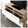 Тумба для ТВ с ящиками БЕСТО белый артикуль № 190.844.86 в наличии. Онлайн каталог IKEA РБ. Недорогая доставка и установка.