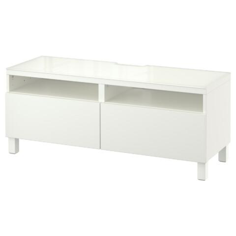 Тумба для ТВ с ящиками БЕСТО артикуль № 490.985.33 в наличии. Онлайн сайт IKEA РБ. Недорогая доставка и соборка.