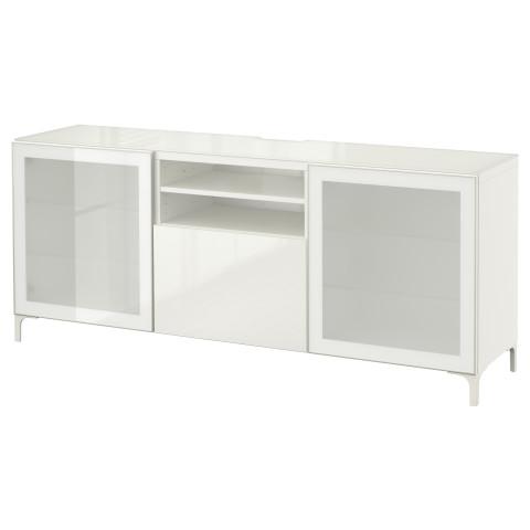 Тумба под ТВ БЕСТО белый артикуль № 290.991.28 в наличии. Интернет каталог IKEA РБ. Недорогая доставка и монтаж.
