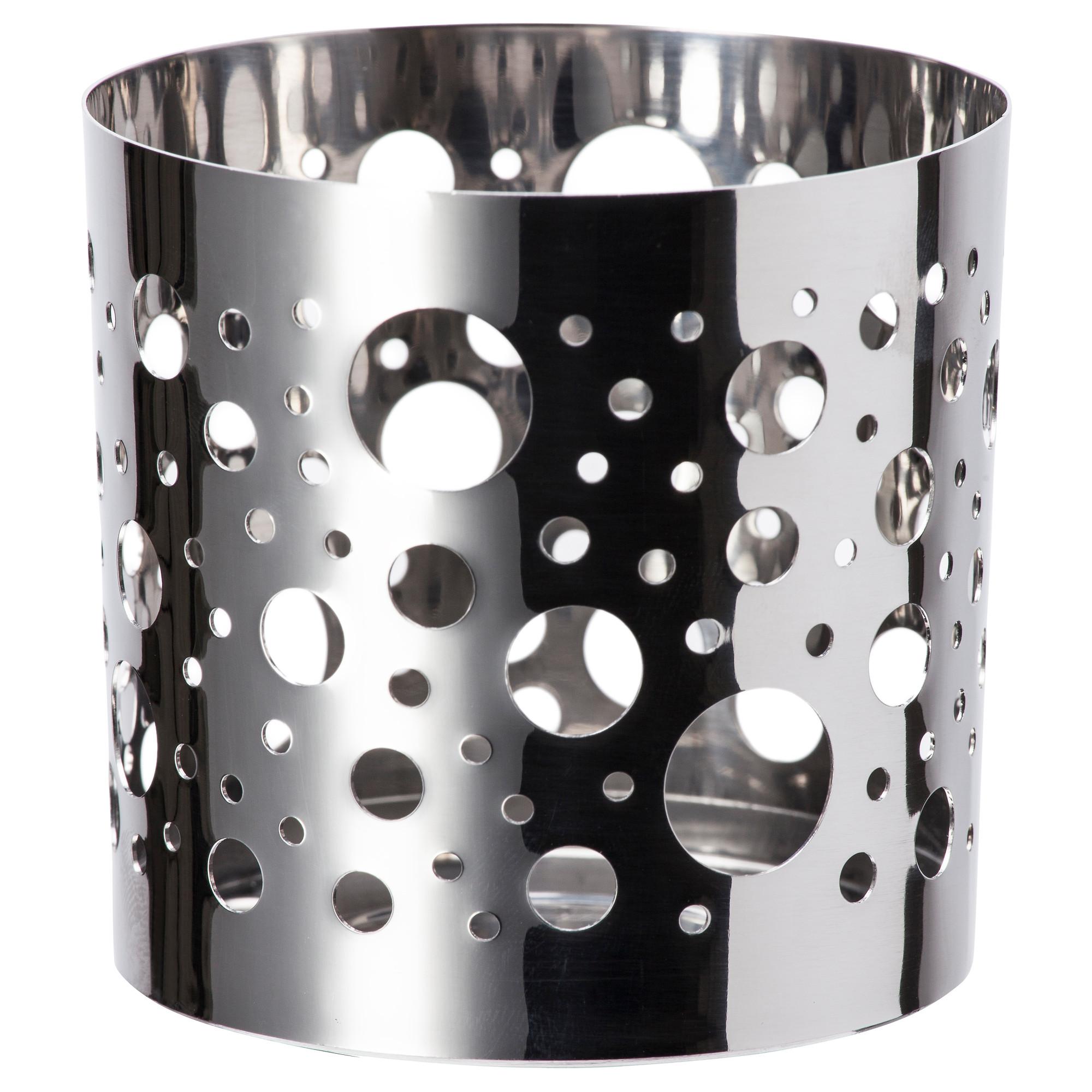 купить украшение для свечи в стеклянном стакане ваккерт точечный в