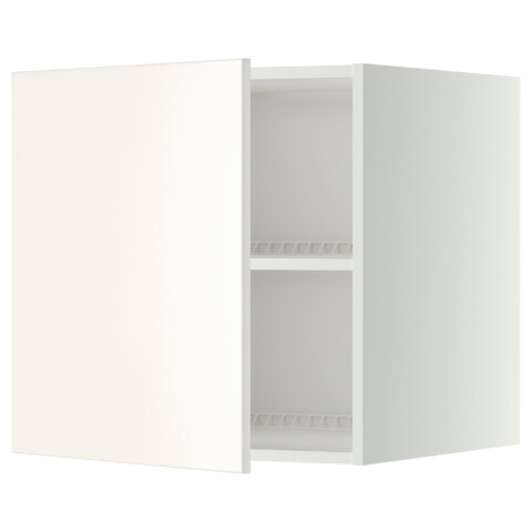 Верхний шкаф на холодильник, морозильник МЕТОД белый артикуль № 999.264.26 в наличии. Онлайн магазин IKEA Беларусь. Быстрая доставка и соборка.