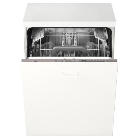 Встраиваемая посудомоечная машина СКИНАНДЕ серый артикуль № 802.993.84 в наличии. Интернет каталог IKEA Минск. Недорогая доставка и установка.
