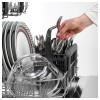 Встраиваемая посудомоечная машина СКИНАНДЕ серый артикуль № 802.993.84 в наличии. Онлайн магазин ИКЕА Беларусь. Недорогая доставка и установка.