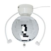 Зеркальный шар со светодиодами ДАНСА артикуль № 102.195.74 в наличии. Online сайт IKEA Беларусь. Недорогая доставка и соборка.