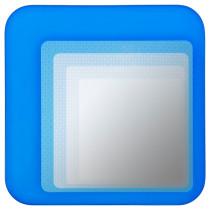Зеркало ХИЛЬКЕ ярко-синий артикуль № 402.827.43 в наличии. Онлайн магазин IKEA Минск. Быстрая доставка и соборка.