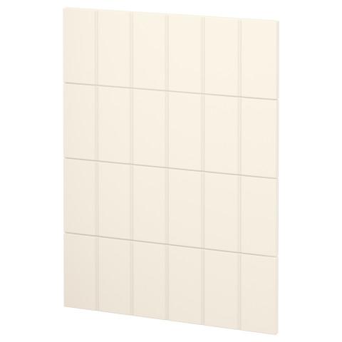4 фронтальных панели для посудомоечной машины МЕТОД белый с оттенком артикуль № 090.614.14 в наличии. Онлайн сайт IKEA РБ. Недорогая доставка и соборка.