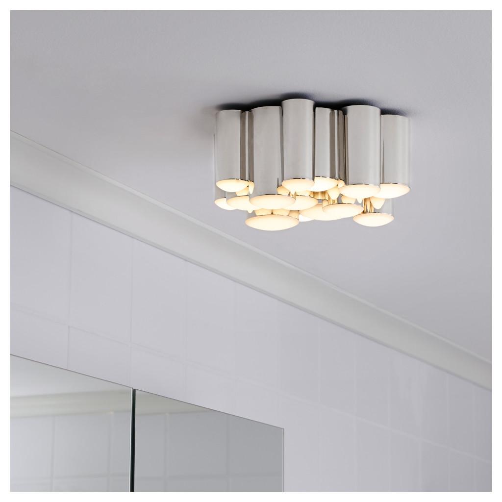 Ikea bathroom lighting