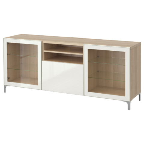 Тумба для ТВ с ящиками БЕСТО артикуль № 190.843.87 в наличии. Онлайн магазин IKEA Беларусь. Недорогая доставка и монтаж.