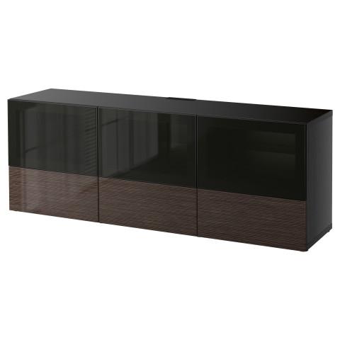 Тумба под ТВ, с дверцами и ящиками БЕСТО артикуль № 290.847.49 в наличии. Онлайн каталог IKEA РБ. Быстрая доставка и соборка.