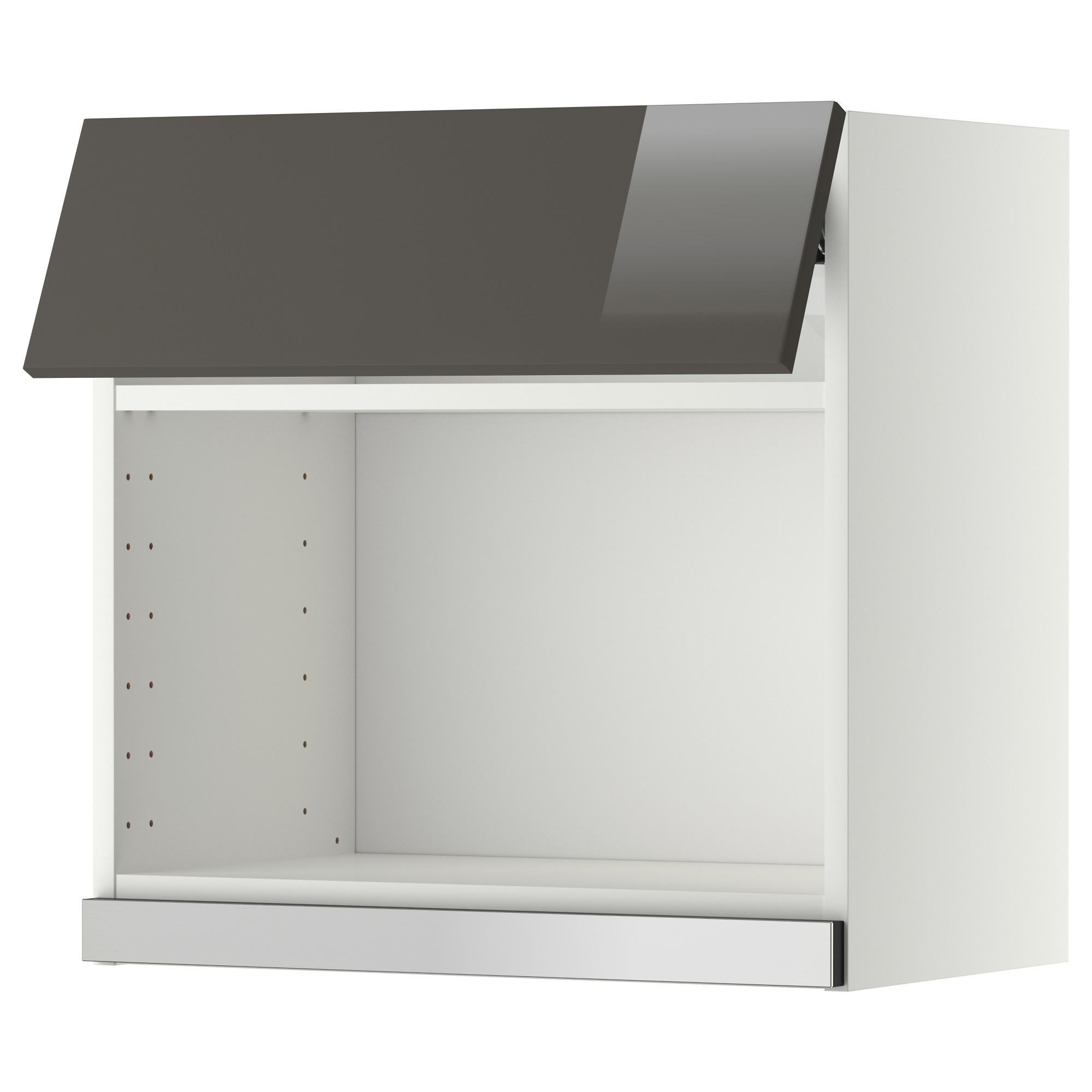купить навесной шкаф для свч печи метод белый рингульт