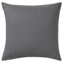 Чехол на подушку ВИГДИС темно-серый артикуль № 303.201.37 в наличии. Онлайн магазин ИКЕА РБ. Быстрая доставка и соборка.