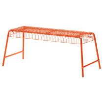 Скамья для дома/сада ВЭСТЕРОН оранжевый артикуль № 403.079.51 в наличии. Онлайн сайт IKEA РБ. Недорогая доставка и соборка.