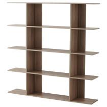 Стеллаж ХОРДА серо-коричневый артикуль № 102.765.45 в наличии. Интернет магазин IKEA Минск. Недорогая доставка и соборка.