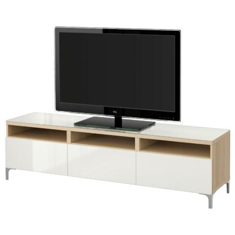 Тумба для ТВ с ящиками БЕСТО артикуль № 791.405.64 в наличии. Интернет магазин IKEA РБ. Недорогая доставка и монтаж.