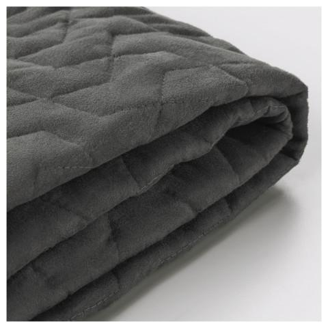 Чехол кресла-кровати ЛИКСЕЛЕ серый артикуль № 503.234.13 в наличии. Онлайн каталог IKEA Беларусь. Быстрая доставка и установка.