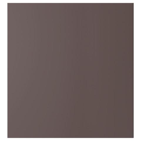 Дверь ВАЛЬВИКЕН темно-коричневый артикуль № 903.296.01 в наличии. Online магазин ИКЕА РБ. Быстрая доставка и соборка.