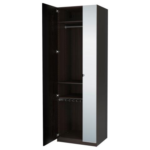 Гардероб ПАКС артикуль № 191.613.14 в наличии. Online магазин IKEA Беларусь. Быстрая доставка и установка.