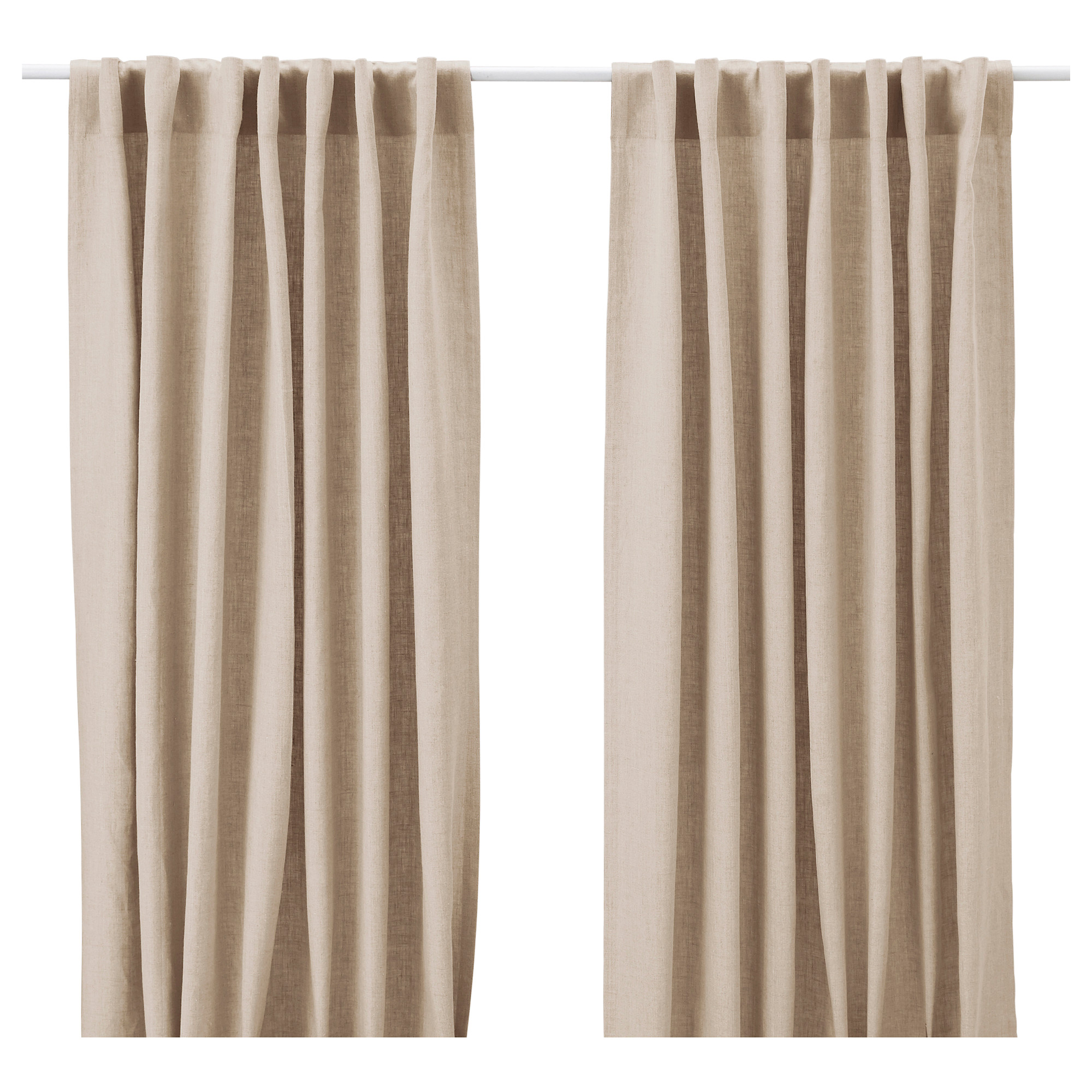 Ikea window curtains