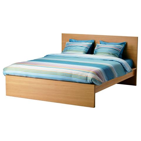 Каркас кровати, высокий МАЛЬМ артикуль № 991.758.83 в наличии. Online каталог ИКЕА РБ. Быстрая доставка и установка.