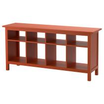 Консольный стол ХЕМНЭС красно-коричневый артикуль № 203.296.28 в наличии. Интернет каталог IKEA Республика Беларусь. Недорогая доставка и установка.