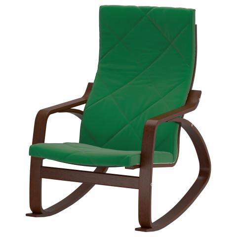 Кресло-качалка ПОЭНГ зеленый артикуль № 991.505.71 в наличии. Онлайн каталог IKEA Республика Беларусь. Недорогая доставка и установка.