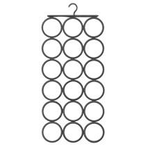 Многофункциональная вешалка КОМПЛИМЕНТ серый артикуль № 903.273.34 в наличии. Интернет магазин IKEA Беларусь. Быстрая доставка и монтаж.