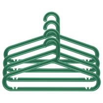 Плечики, для дома/улицы БАГИС зеленый артикуль № 603.391.21 в наличии. Онлайн сайт IKEA РБ. Недорогая доставка и монтаж.