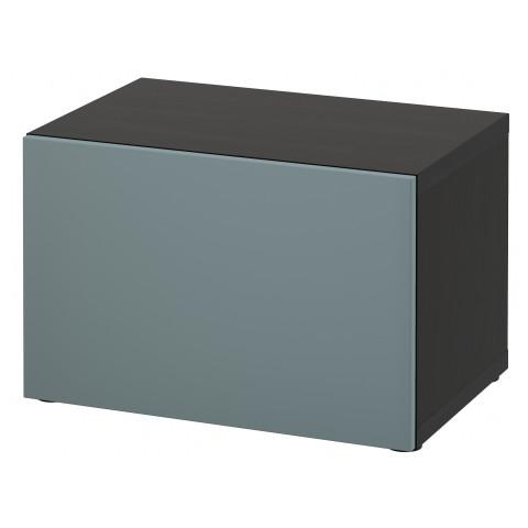 Стеллаж с дверью БЕСТО артикуль № 691.506.95 в наличии. Онлайн магазин IKEA Минск. Недорогая доставка и установка.