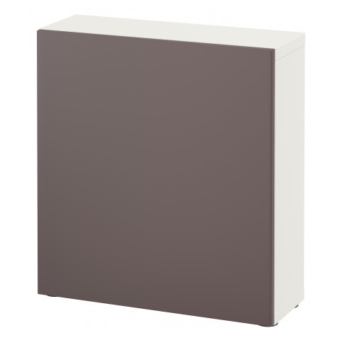 Стеллаж с дверью БЕСТО темно-коричневый артикуль № 791.328.04 в наличии. Онлайн сайт ИКЕА Минск. Быстрая доставка и установка.