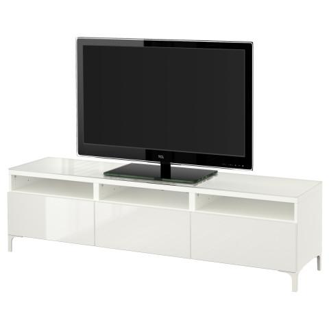 Тумба для ТВ с ящиками БЕСТО белый артикуль № 591.406.16 в наличии. Интернет магазин IKEA Минск. Быстрая доставка и установка.