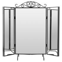 Зеркало настольное КАРМСУНД черный артикуль № 202.949.83 в наличии. Интернет сайт IKEA РБ. Недорогая доставка и монтаж.