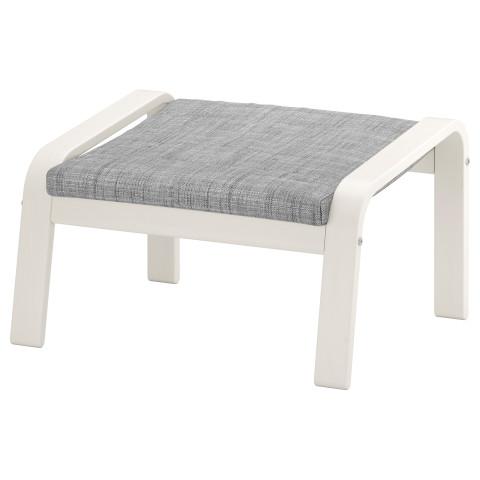 Табурет для ног ПОЭНГ серый артикуль № 391.631.52 в наличии. Интернет магазин IKEA Беларусь. Недорогая доставка и соборка.